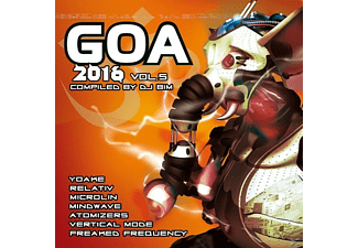 VARIOUS - Goa 2016 Vol.5 - (CD)