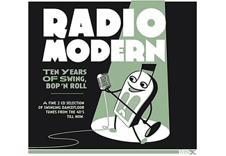 VARIOUS - Radio Modern: Ten Years Of Swing Bo [CD]