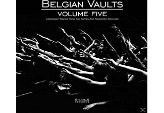 VARIOUS - Belgian Vaults Volume Five! - (Vinyl)
