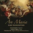 Lucie Fouquet, Isabelle Lagors, Christian Ott - Ave Maria (CD) jetztbilligerkaufen