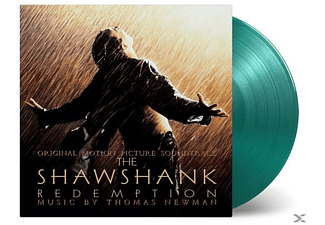 OST/VARIOUS - The Shawshank Redemption (LTD Green Edition) - (Vinyl)