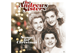 The Andrew Sisters - SONGS FOR CHRISTMAS - (Vinyl)