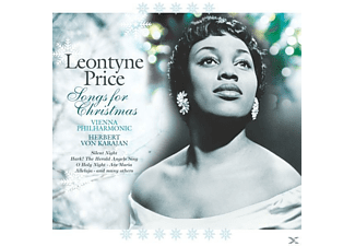 Price Leontyne - Songs For Christmas - (Vinyl)