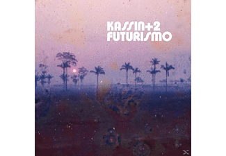 Kassin + 2 - Futurismo - (LP + Download)