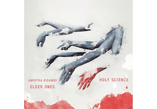 Amirtha & Elder Kidambi - Holy Science [CD]