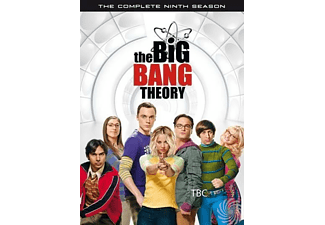 Big Bang Theory - Seizoen 9 | DVD