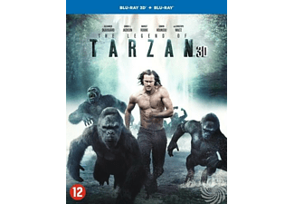 Legend Of Tarzan (3D) | Blu-ray