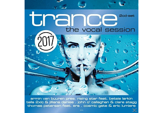 VARIOUS - Trance: The Vocal Session 2017 - (CD)