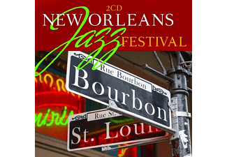 VARIOUS - New Orleans Jazz Festival - (CD)