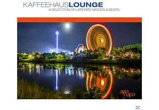 VARIOUS - Kaffeehaus Lounge - (CD)