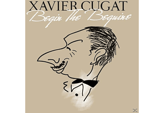 Xavier Cugat - Begin The Beguine - (CD)