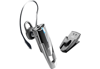 CELLULAR LINE 37135 Bluetooth Headset mit Dockingstation und Clip, Bluetooth-Headset