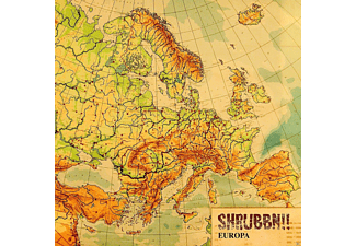 Shrubbn!! - EUROPA - (CD)