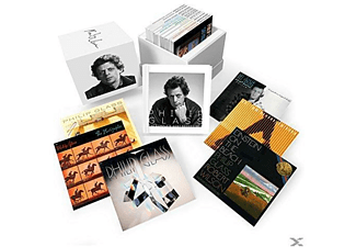 Philip Glass - Philip Glass-The Complete Sony Recordings - (CD)
