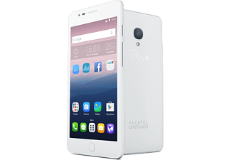 ALCATEL Pop Up White - (6044D-2AALE11)