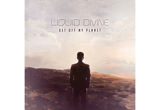 Liquid Divine - Get Off My Planet [CD]