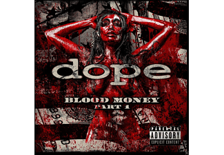 D.O.P.E. - Blood Money Part 1 - (CD)