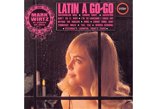The Mark Wirtz Orchestra And Chorus - Latin A Go-Go - (Vinyl)