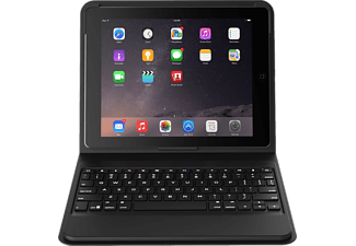 ZAGG Messenger Folio Apple iPad Air/Air2 - Svart