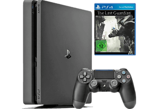 SONY PlayStation 4 Konsole Slim 1TB + The Last Guardian