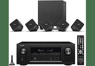DENON AVR-X2300W en SYS-2020 bundel