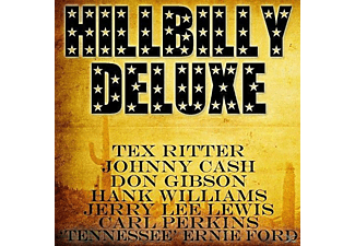 VARIOUS - Hillbilly - (CD)