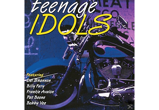 VARIOUS - Teenage Idols - (CD)