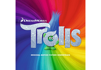 VARIOUS - TROLLS (Original Motion Picture Soundtrack) - (CD)