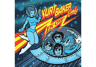 Kurt Combo Baker - In Orbit - (Vinyl)