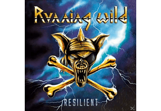 Running Wild - Resilient / Deluxe Box [CD]