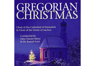 Choir Of The Cathedral Of Einsiedeln, Choir of the Dome of Aachen - Gregorian Christmas [CD]