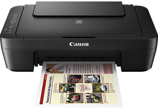 CANON MG 3050 PIXMA, 3 in 1 Multifunktionsdrucker, Schwarz