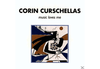 Corin Curschellas - Music Loves Me - (CD)