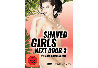Shaved Girls Next-Door Vol.3-Wellness-Oasen-Report - (DVD)