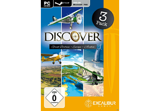 Discover Series (Great Britain & Europe & Arabia) - PC