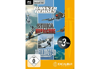 WW2 Collection (Hawker Heroes, Stuka v Hurrican & Wellington) - PC
