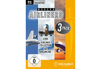 Modern Airliners Collection (A380, Boeing 787 & Airliners Collection) - PC