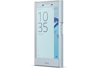 SONY Style Cover Touch Xperia™ X Compact Mist Blue - (SCTF20)