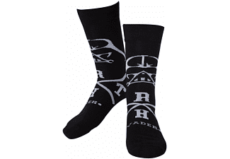 Star Wars Socken -43/46- Darth Vader Schwarz