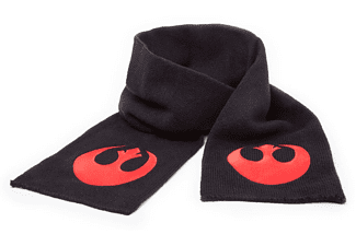 Star Wars Schal Rebel Alliance Logo Schwarz