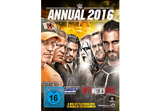 WWE-Annual 2016 (Box) - (DVD)