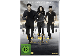 Breaking Dawn - Bis(s) zum Ende der Nacht (Teil 2) - DVD (Single Edition) - (DVD)