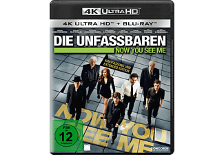 Die Unfassbaren - Now You See Me - (4K Ultra HD Blu-ray)