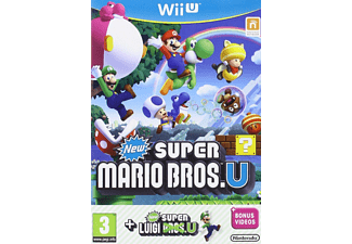 New Super Mario Bros U Inc. New Super Luigi U Nintendo Wii U