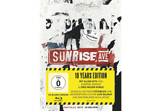 Sunrise Avenue - Fairytales - Best Of - Ten Years Edition (ltd. Deluxe Edt.) [CD + Blu-ray Disc]