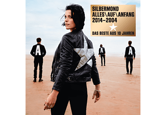 Silbermond - Alles auf Anfang 2014-2004 - (CD)