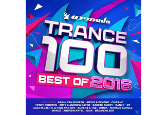 VARIOUS - Trance 100-Best Of 2016 | CD