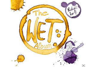 Kitcat Lo-fi - The Wet Album [CD]
