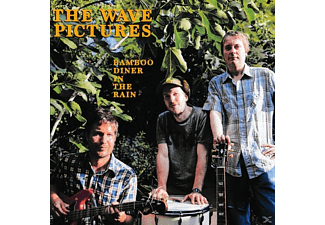 The Wave Pictures - Bamboo Diner In The Rain (LP+MP3) - (LP + Download)