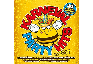 VARIOUS - Karneval Party Hits 2017 [CD]